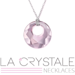Sterling Silver Necklaces Range with Swarovski® Crystals