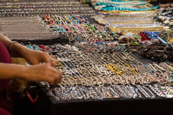 Imported jewelry