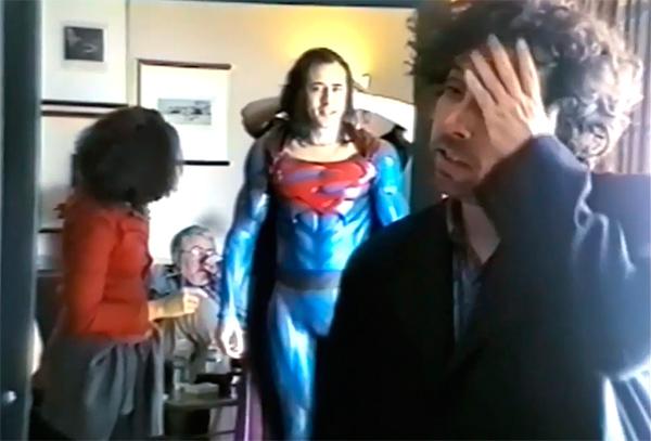 'Superman Lives': What Happened? el documental de Tim Burton, Nicolas Cage y su película de Superman