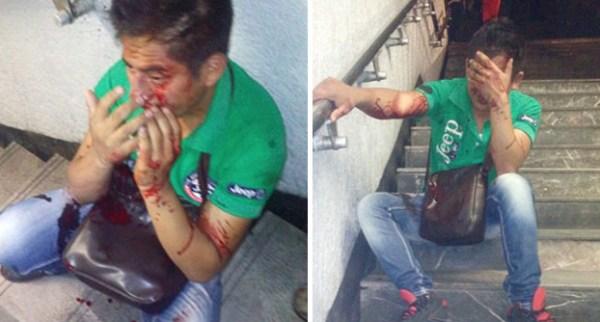 mujer-golpea-agresor-acosador-metro-mexico