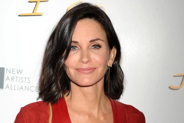 """21 Apr 2015, Los Angeles, California, USA --- NO JUST JARED USAGE """"Just Before I Go"""" Los Angeles special screening. ***NO DAILY MAIL SALES*** Pictured: Courteney Cox --- Image by © Splash/Splash News/Corbis"""