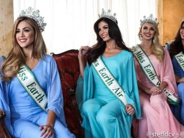 ganadoras del Miss Earth Venezuela 2018