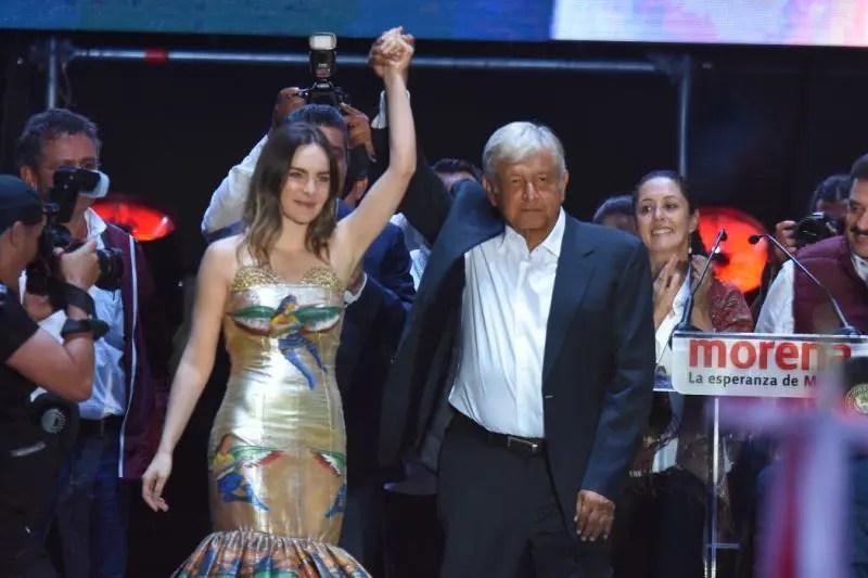 Belinda Lopez Obrador