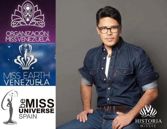 Despidieron a Iván Dumont de la Organización Be Miss Universo Spain