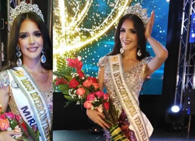 Brenda Suárez Miss Intercontinental Venezuela