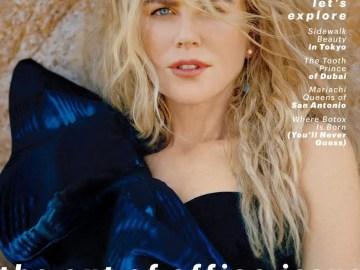 Nicole Kidman Allure