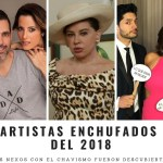 Artistas enchufados de 2018