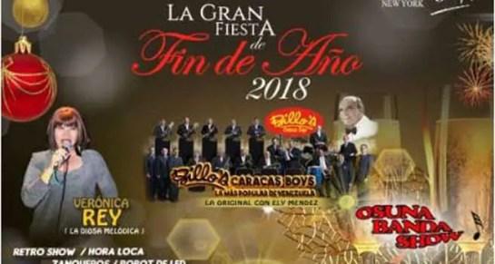 La Gran Fiesta de Fin de Año