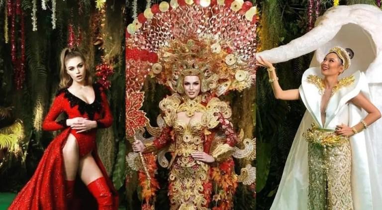 Miss Universo 2018 trajes típicos