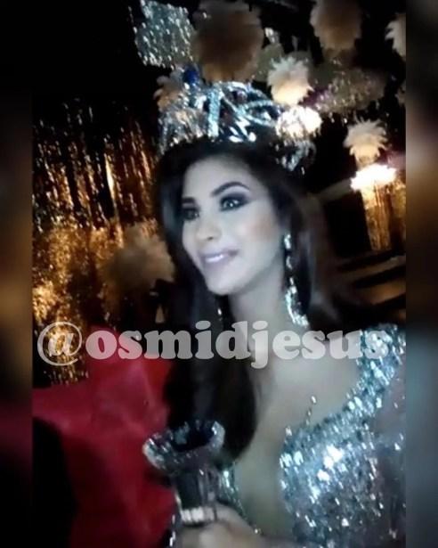 Claudia Oropeza El Concurso By Osmel Sousa