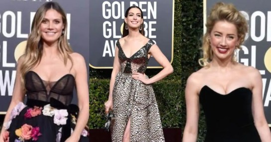 Golden Globes 2019 2