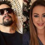 Irrael Gómez y Angie Pérez