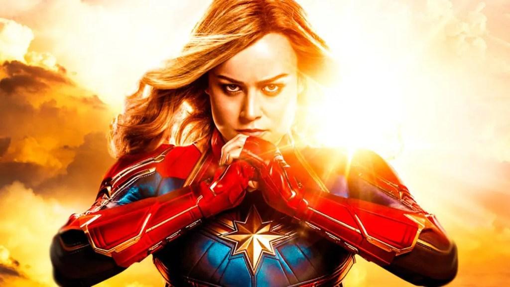 """Capitana Marvel"""
