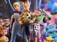 Woody y Buzz Lightyear