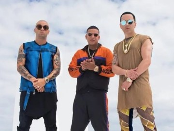 Daddy Yankee Wisin y Yandel