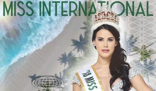 Miss International 2019