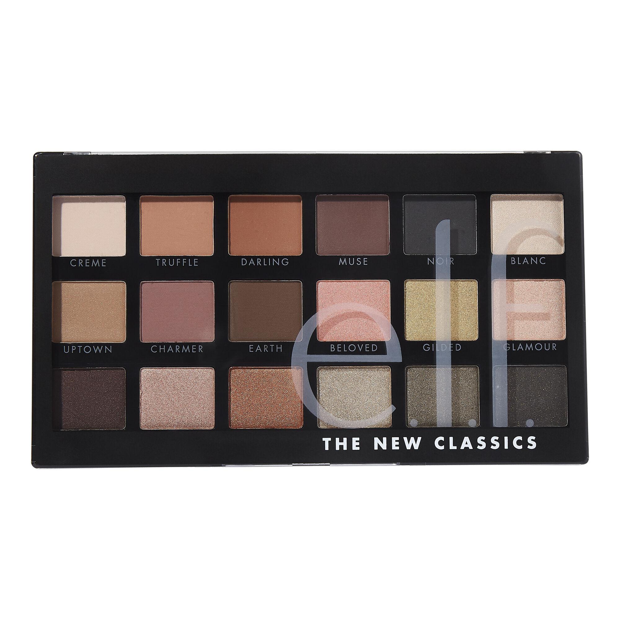 the new classics eyeshadow