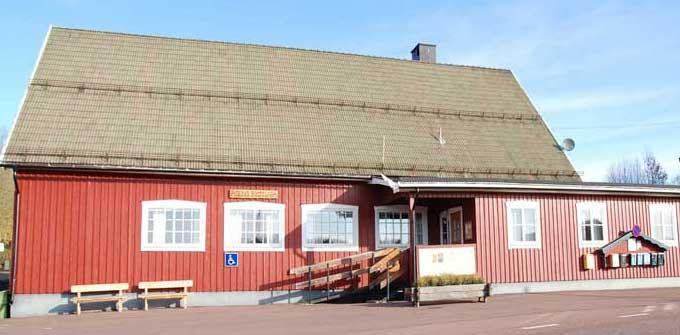 Åsens bystuga