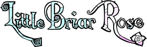 Little Briar Rose title logo