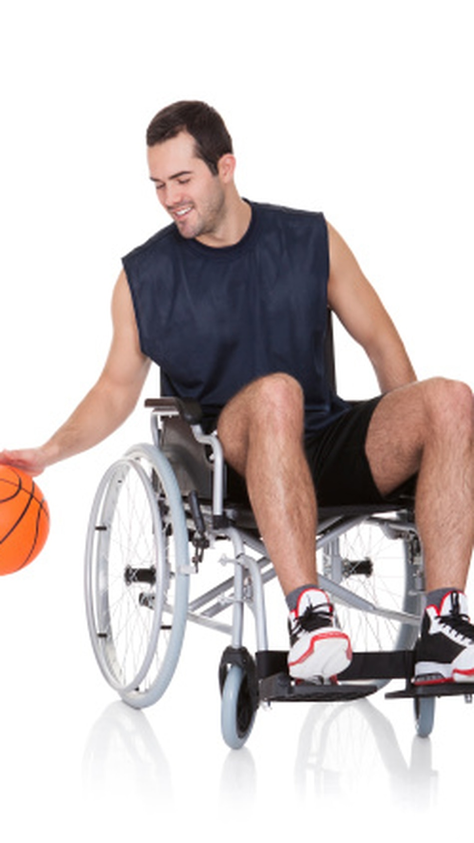 Las personas en sillas de ruedas pueden y deben tener una