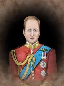 Prinz ; Herzog William, Duke of Cambridge