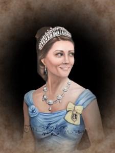 Duchess of Cambridge, Herzogin Kate