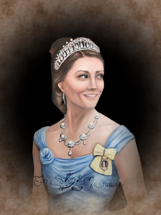 Duchess of Cambridge, Herzogin Kate