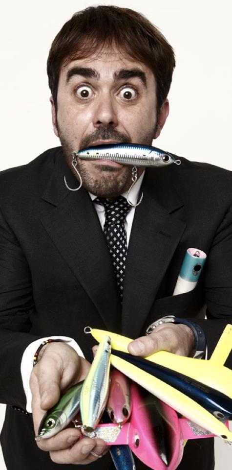 Una simpatica foto di M.De Falco...mostro di bravura e simpatia!