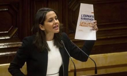 Ines Arrimadas es Nacionalista. MENTIRA