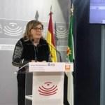 La diputada de Ciudadanos por Extremadura Victoria Dominguez está imputada por corrupción. MENTIRA