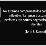 Frases sobre liberalismo de Kenneddy