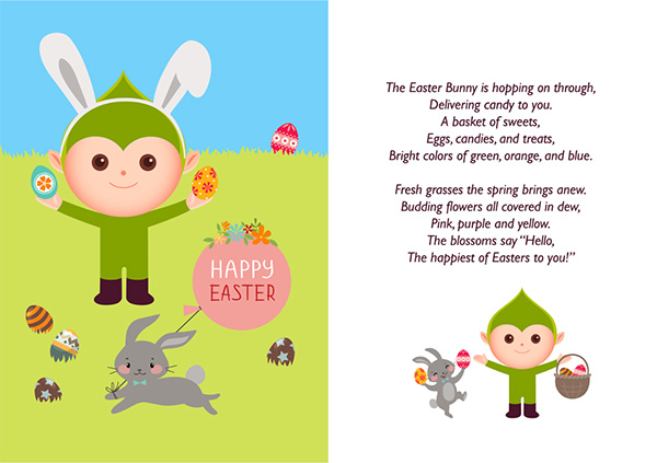 Elfsters Free Printables Easter Cards