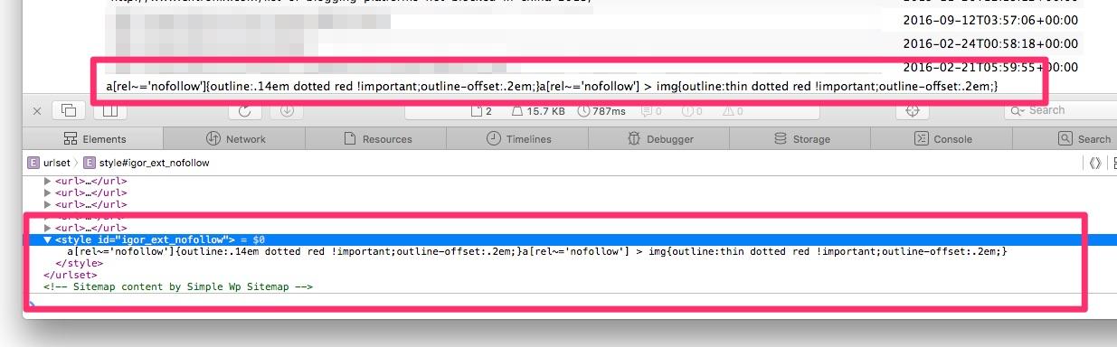 Simple WP Sitemap XML Problem
