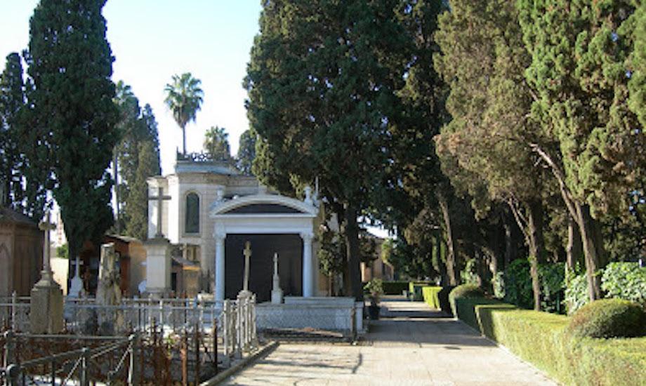 Cementerio San fernando de sevilla