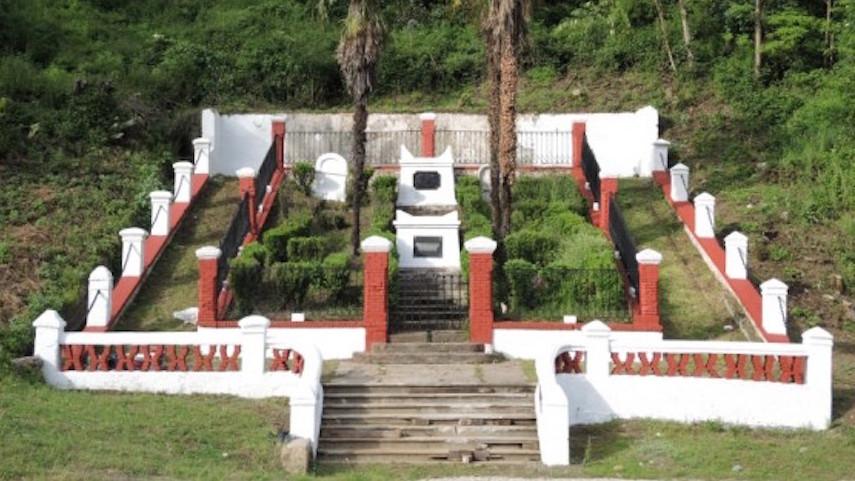 Cementerio protestante