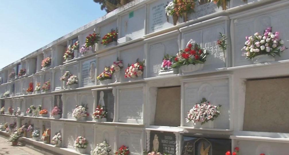 cementerio de San benito
