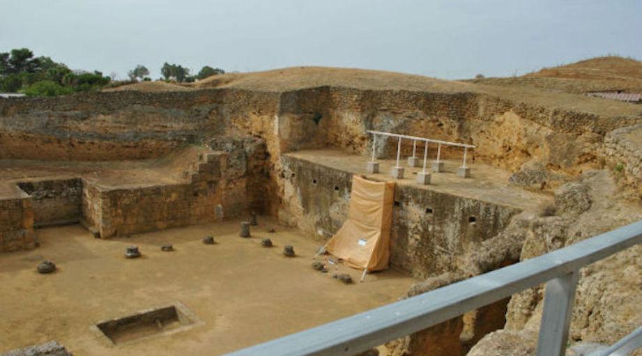 necropolis de Carmona