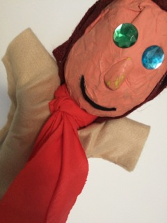Photo of Hand Puppet by Kelly (13yo)