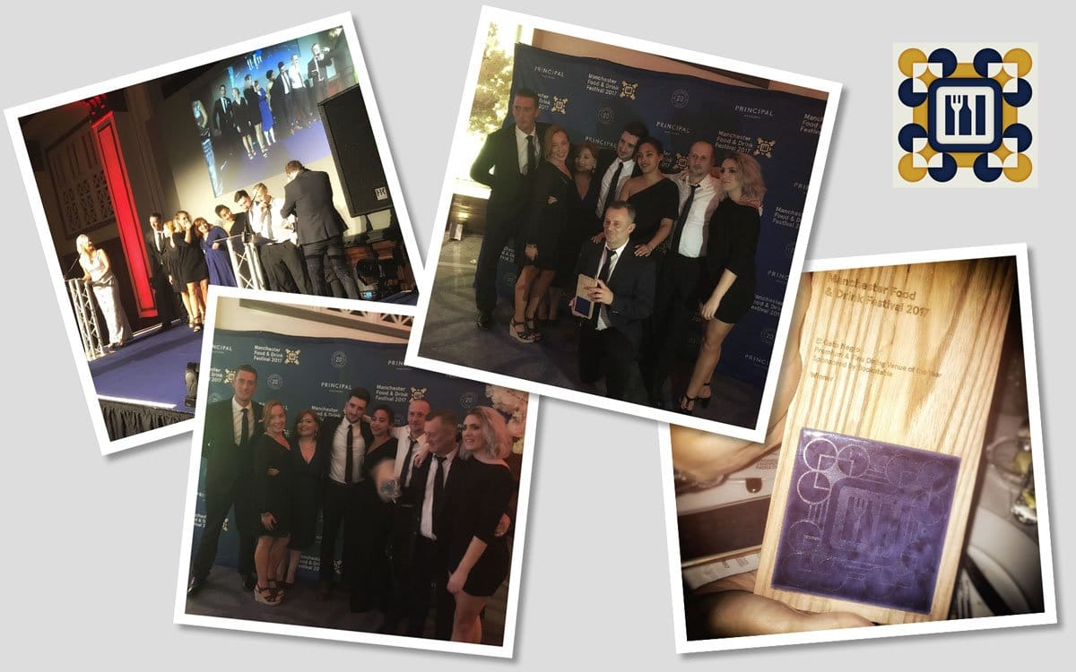 Premium & Fine Dining Restaurant of the Year at MFDF awards