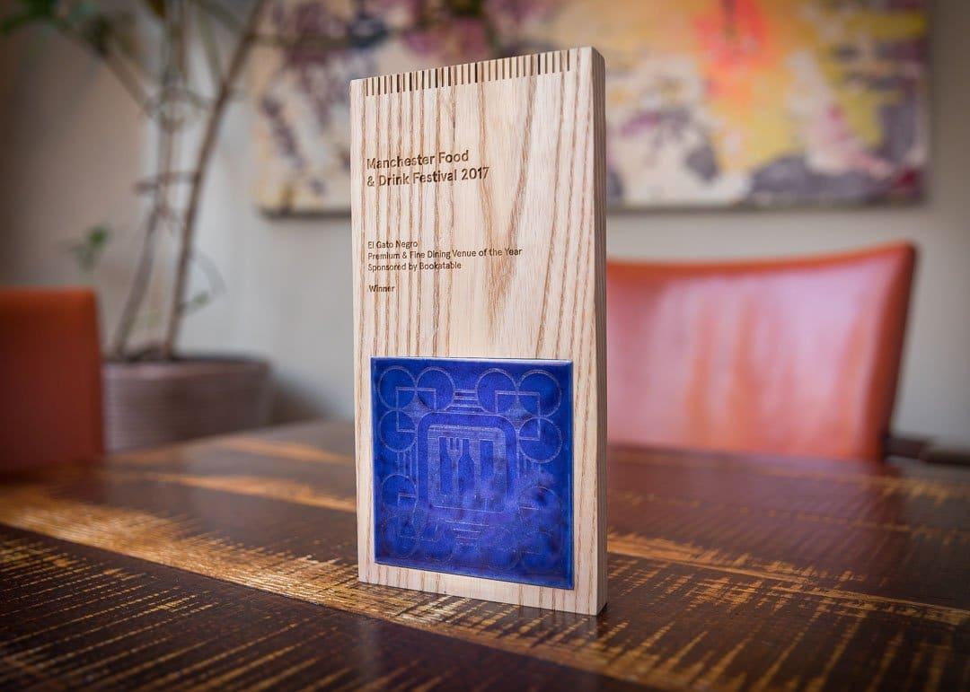 MFDF Fine Dining award