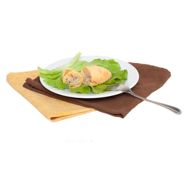 Empanada di prosciutto e formaggio