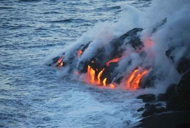 vapor lava