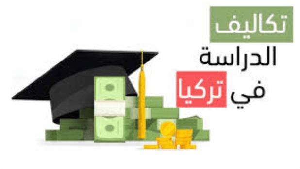 تكاليف الدراسة في تركيا