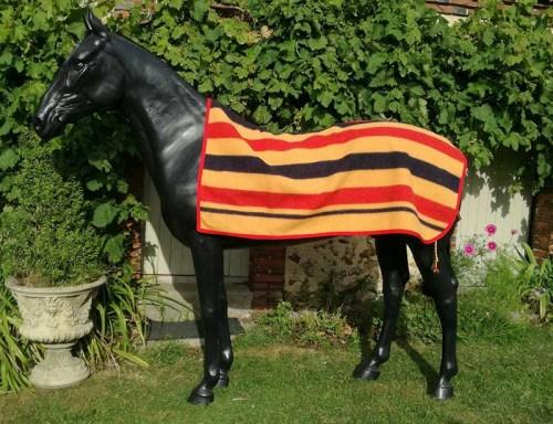 couvre reins laine
