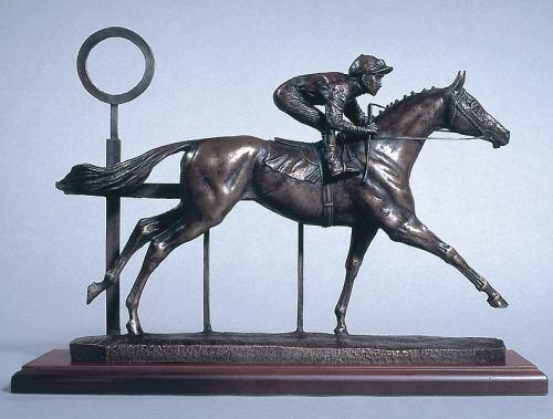 Figurines trophée en Bronze