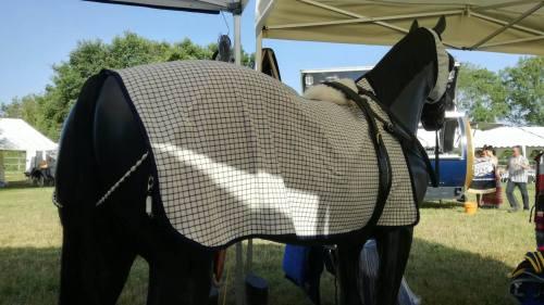 couvre reins coton