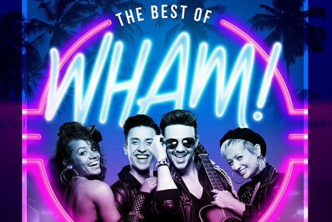 The BEST of WHAM! A 'Fantastic' new show featuring the best of George, Andrew,…