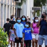 Uso obligatorio de mascarillas en Miami-Dade y Broward