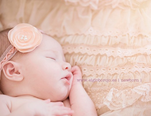 fotografía newborn Murcia