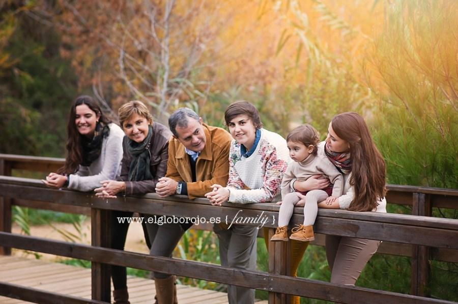 familia exteriores